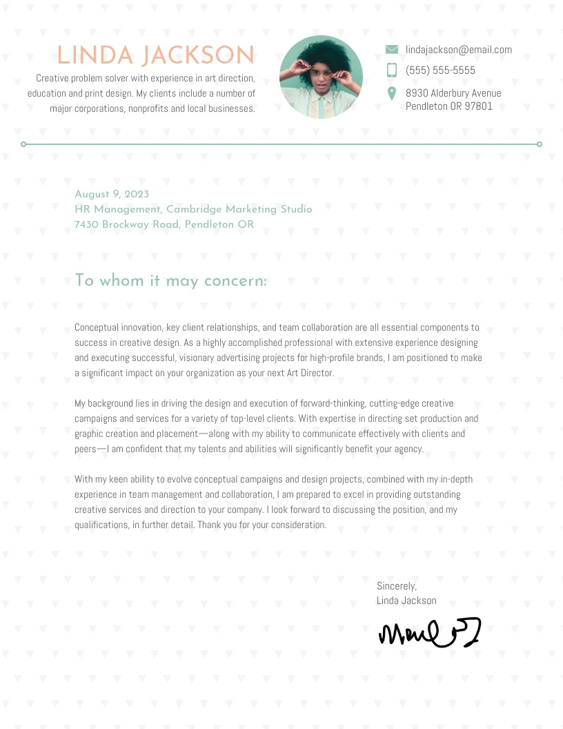 Creative-Vintage-Cover-Letter-Template