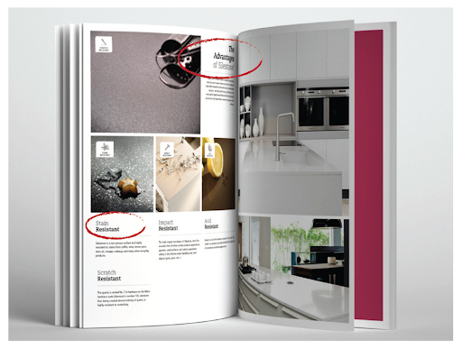 Guida al brochure design crea una brochure in 5 passaggi for Programmi interior design
