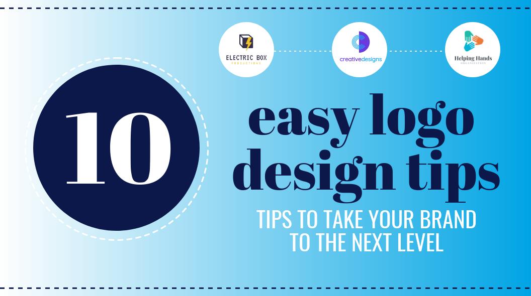 10 consigli per il design del logo