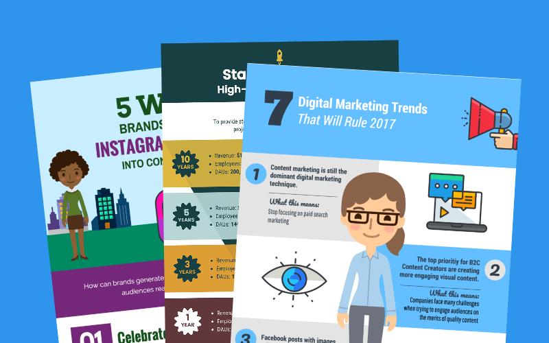 Infografiche marketing